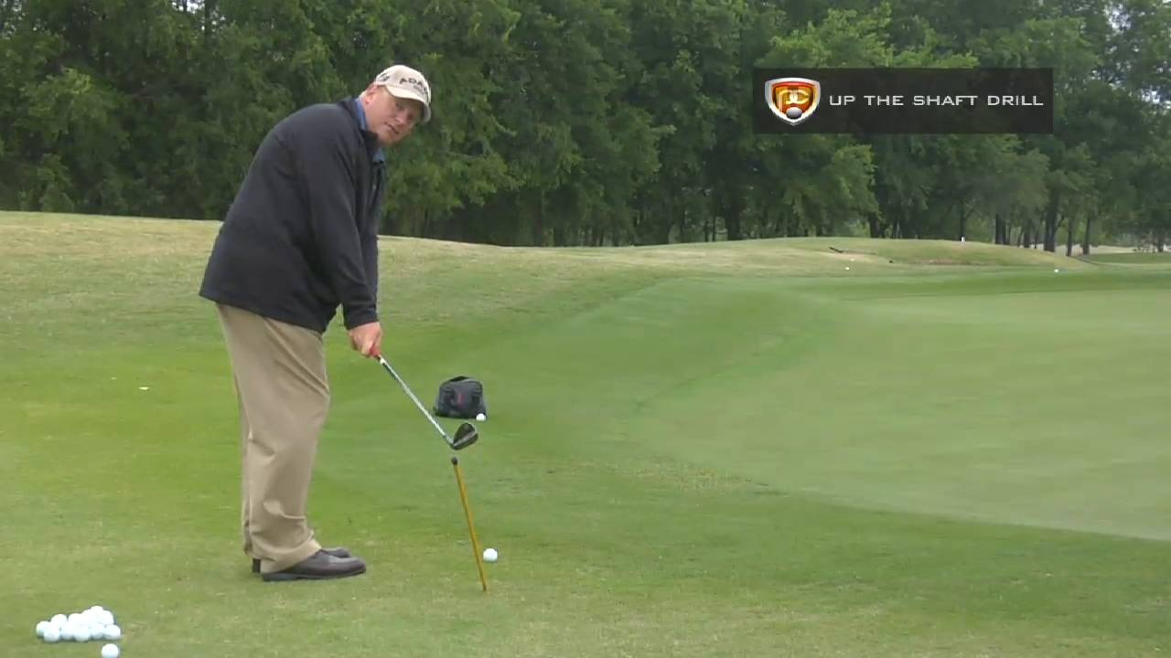 Breaking 90: Up the Shaft Drill