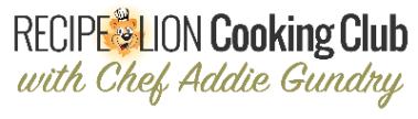 Recipe Lion Cooking Club