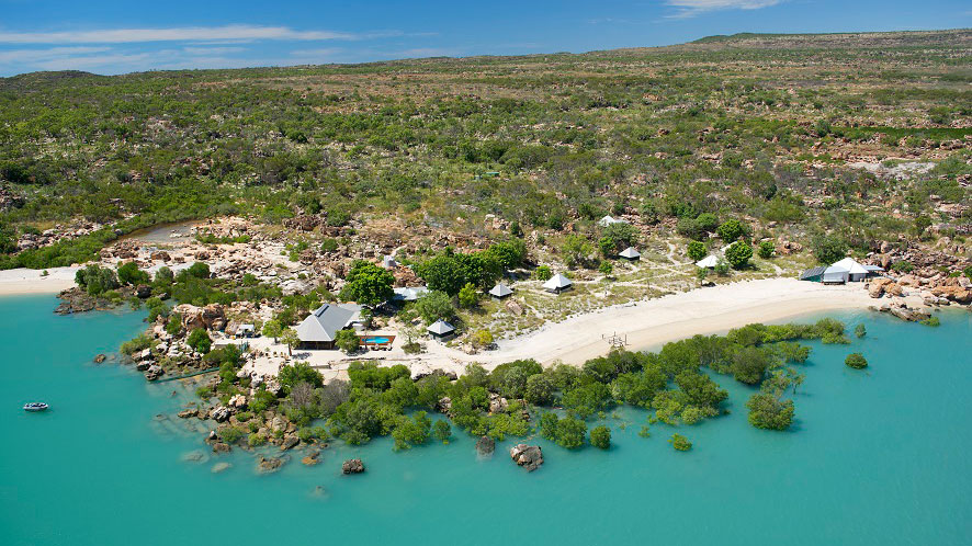 Thumbnail for the listing 'Kimberley Coastal Camp – Glamping in The Kimberley Western Australia'
