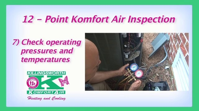 Komfort Air Heating & Cooling video