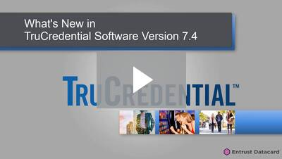 What's New in TruCredential 7.4