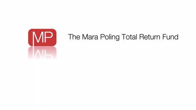 Investment Video - Mara Poling Total Return Fund (2019)