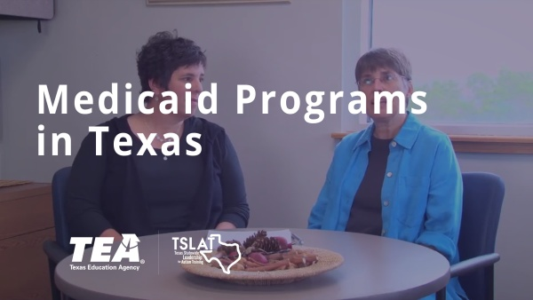 Medicaid Programs in Texas