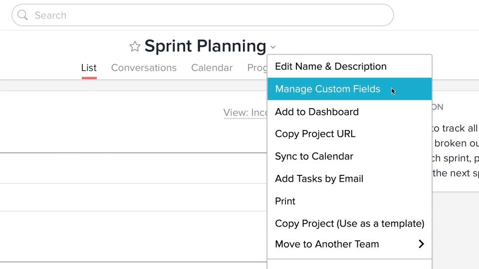 Create Custom Work Tracking With Asana'S New Custom Fields