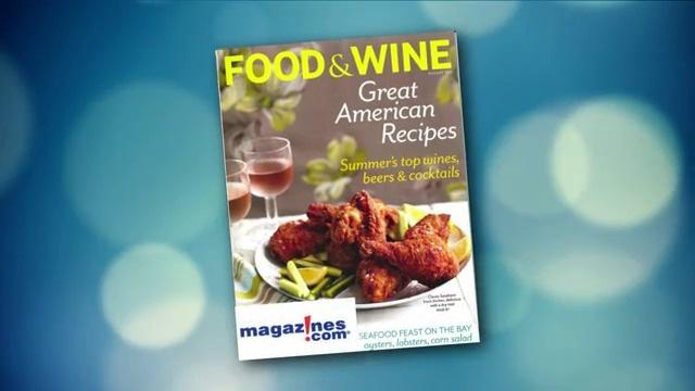 Food Wine Magazine Subscription Discount Magazines