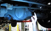 Differential, Transfer Case, & Axle Service On Discovery I