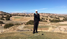 Ball Position Drill for Intermediate Golfers