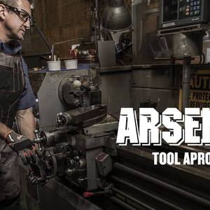 Ergodyne Product Video - Arsenal<sup>®</sup> 5704 Canvas Tool Apron