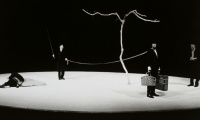 What kind of theatre is Waiting for Godot?