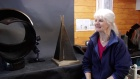 Lesley Caruthers - Walking Museum Sculptor
