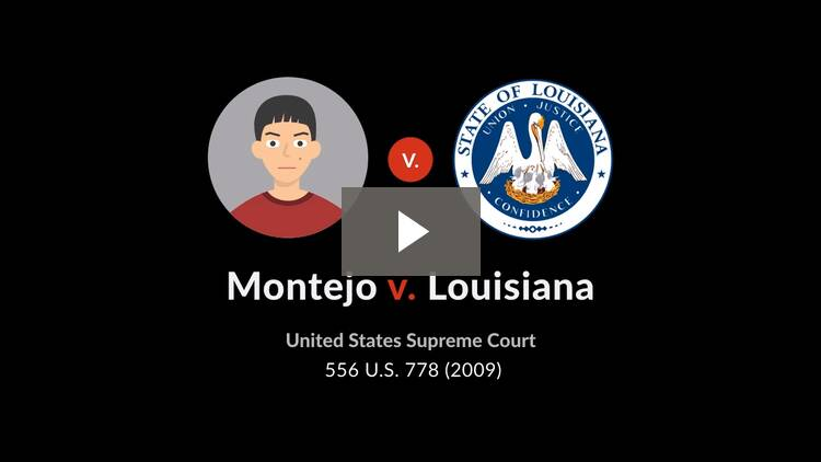 Montejo v. Louisiana