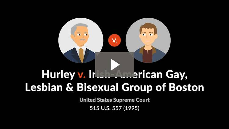 Hurley v. Irish-American Gay, Lesbian, & Bisexual Group of Boston