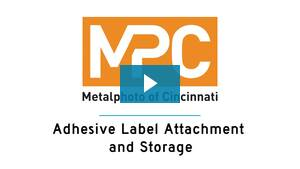 Label Attachment Guide Video