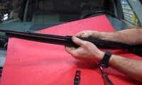 Wiper Blade Replacement: Range Rover Full Size Wiper Instructions