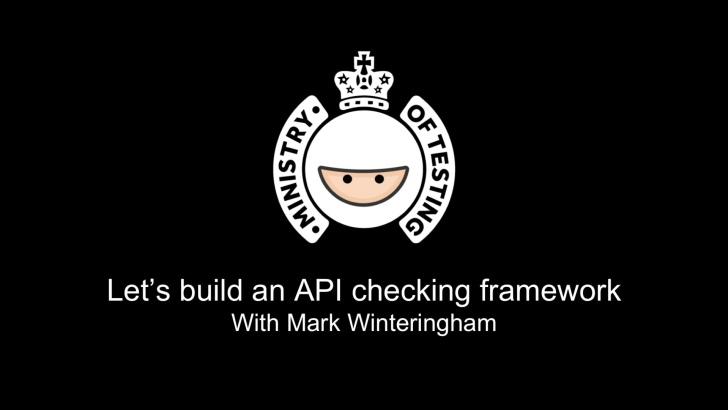 Part 4 - API Checking Framework - Implementing Headers