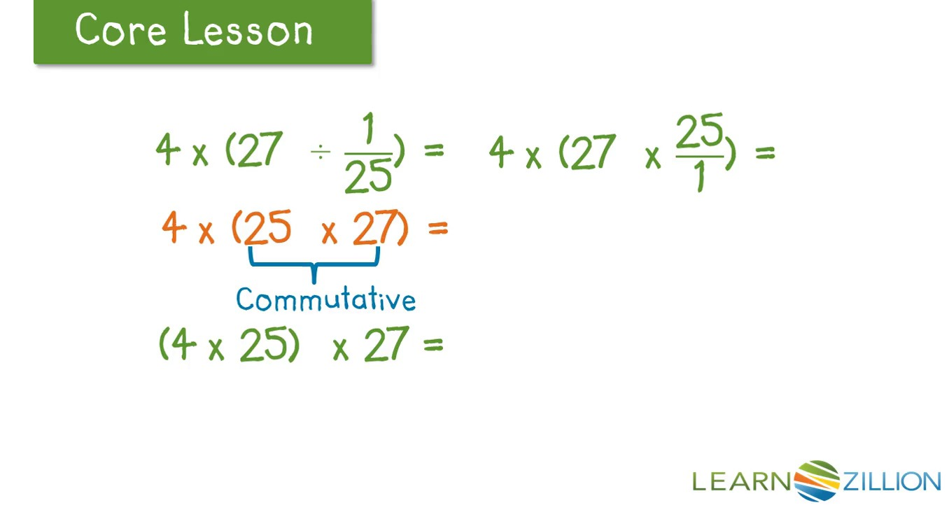 Lesson 6: Multiply and Divide Rational Numbers - Ready Common Core