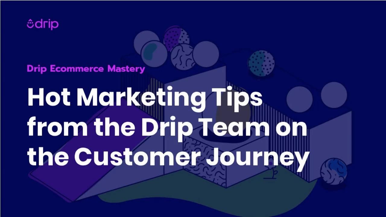 Hot Marketing Tips on the Customer Journey Episode Thumbnail