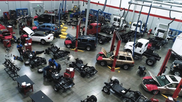 Automotive Technician Training Program Uti