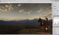 Thumbnail for The Open Vista / Retouching The Warm Backplate