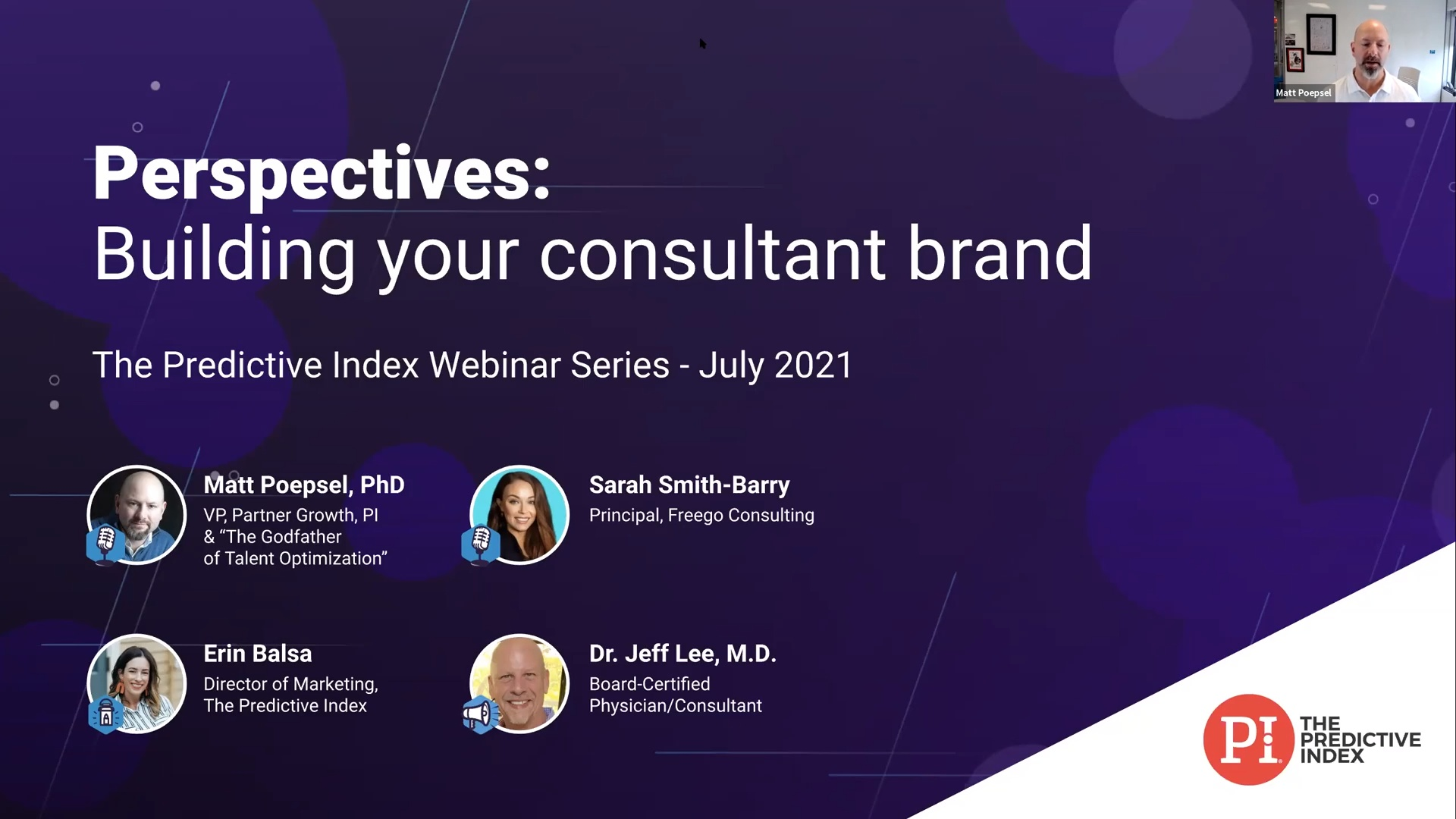 Building Your Consultant Brand
