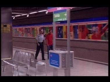 Transport - Madrid City Subway (SCSS)