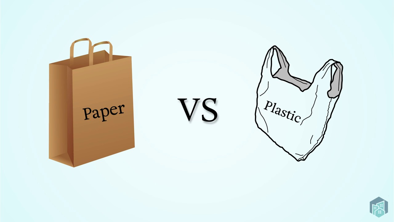 plastic not paper Paper waste facts paper comes energy used to produce a plastic and a reduction of use is not in the horizon pulp and paper is the 3 rd largest.