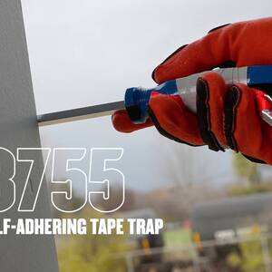 Ergodyne Product Video - Squids<sup>®</sup> 3755 Self-Adhering Tape Trap - 12ft (3.7M) Roll