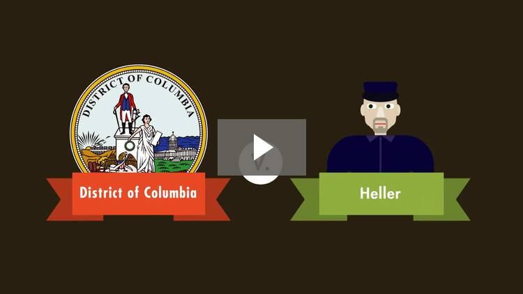 District of Columbia v. Heller