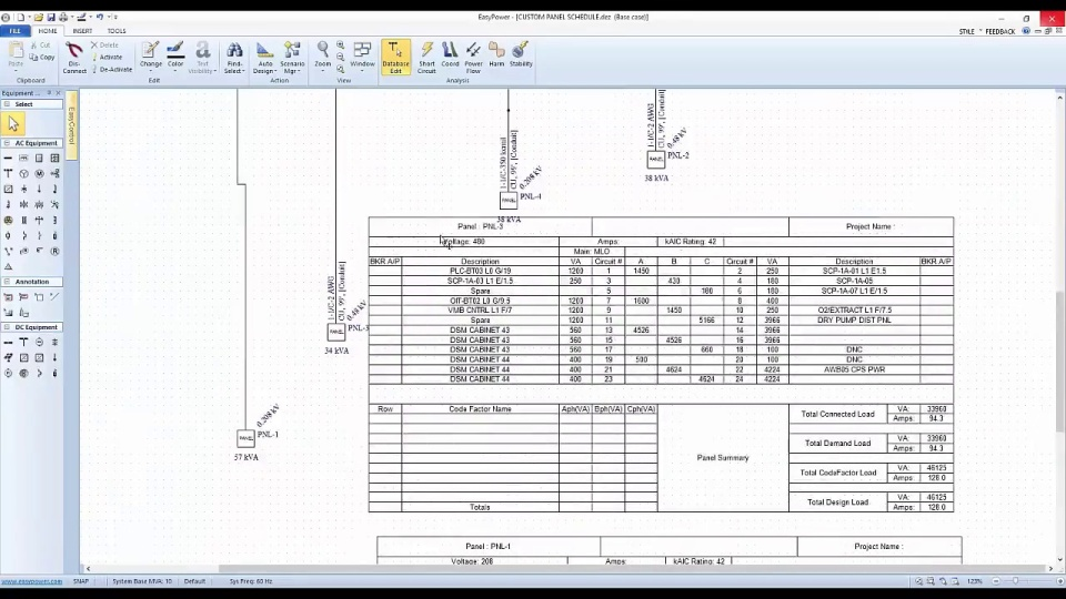 Easypower Webinar | Custom Panel Schedules In Easypower