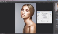 Thumbnail for Beauty Photo Shoot / Color Grading
