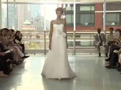 Desfile vestidos de noiva Rivini 2013