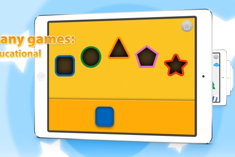 My Little Place - fun educational game app for kids.