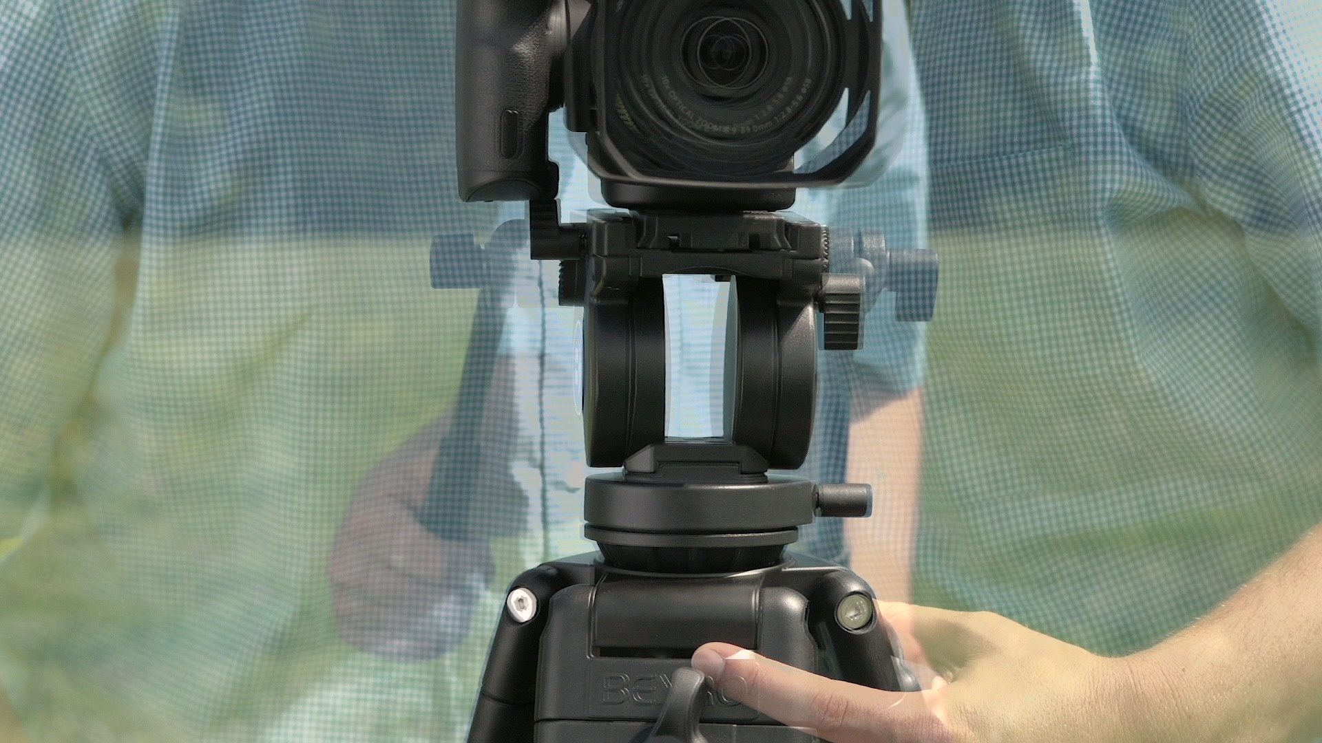 KH Video Tripod Kit