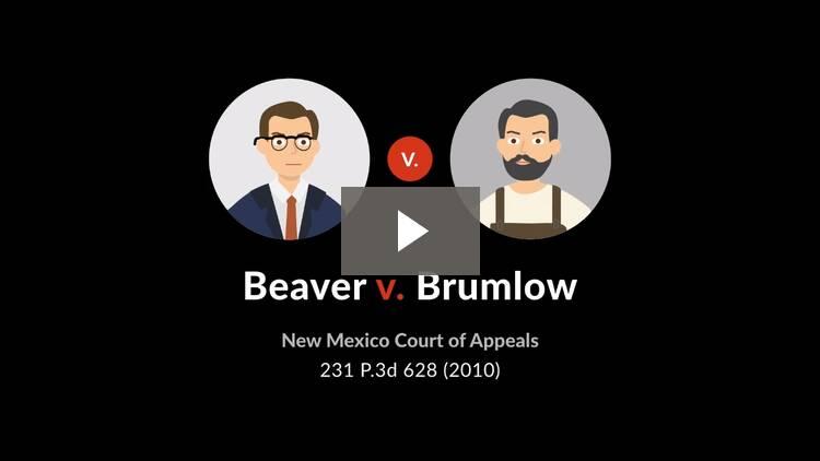Beaver v. Brumlow