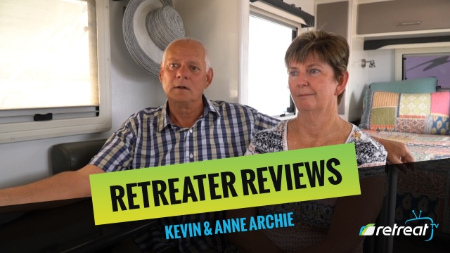 Retreater Review – Kevin & Anne Archie