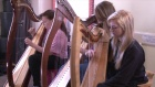 Harp Bazaar Workshop at the Tower