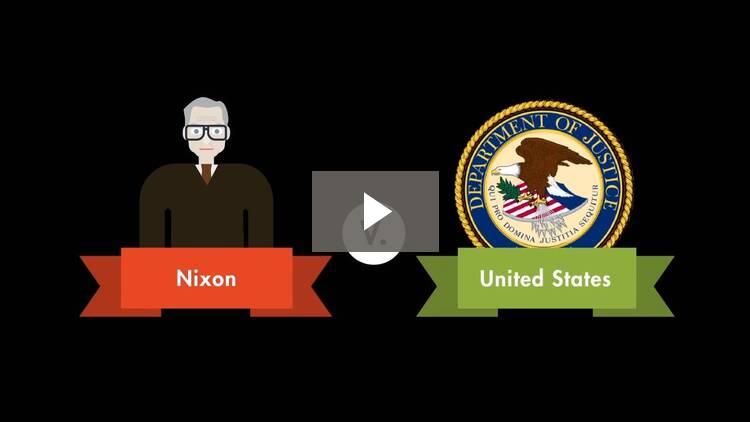 Nixon v. United States