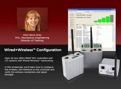 Wired and Wireless Configuration - Introduction