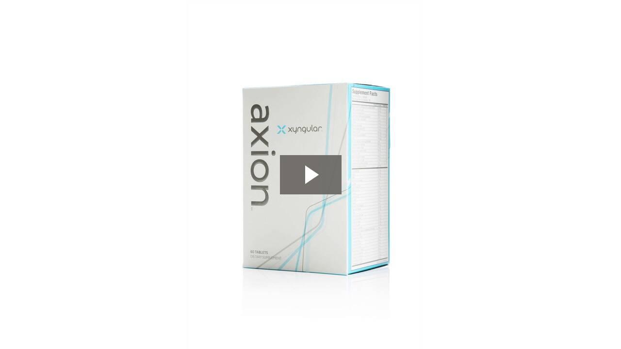 Xyngular Xyngular Axion - Optimal Health Supplement