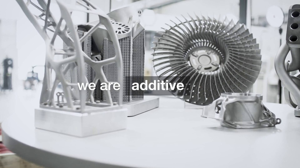 We are additive