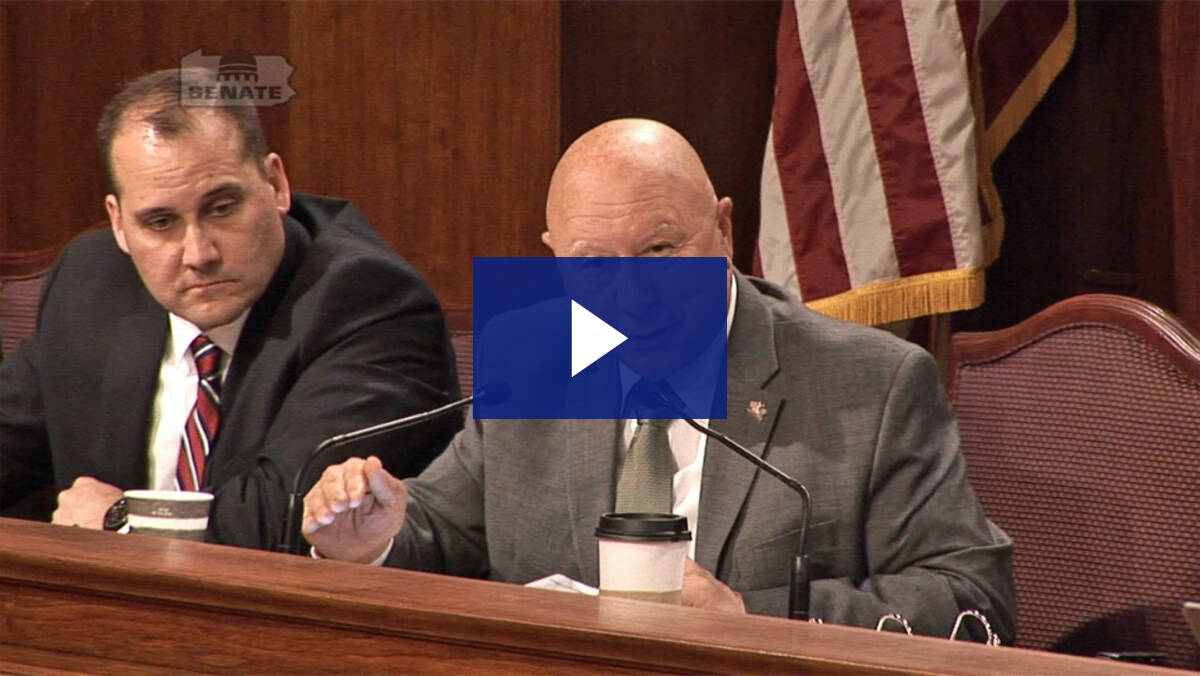 3/5/19 – Budget Hearing Q&A: Education, Part 1