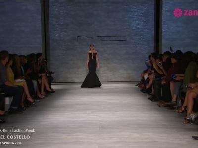 Glamour y sensualidad al extremo: Los más hermosos vestidos de fiesta 2015 de Michael Costello