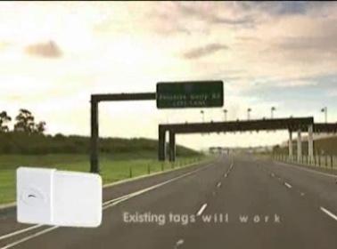 """""""Eastlink"""" - Australian Free Flow Toll"""