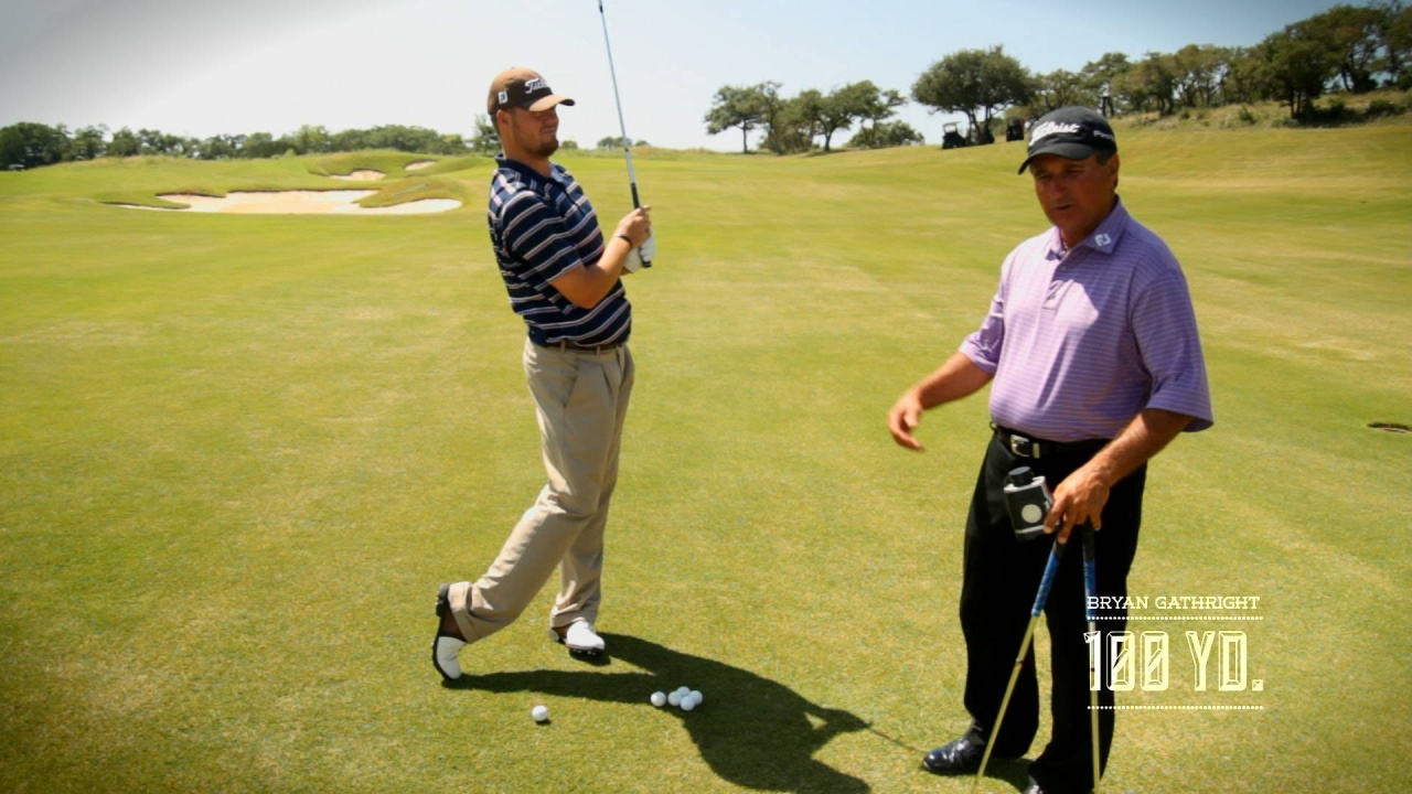 Inside 100 Yards: Don't Max Out Wedges