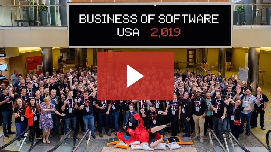 Innovation: Past, Present, & Future | Rita McGrath & Alex Osterwalder | BoS USA 2019
