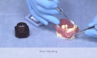 GBR procedure with creos xenogain bowl and creos xenoprotect