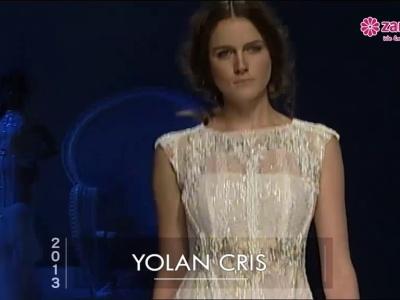 Vestidos de novia estilo sirena, lo último en moda 2013