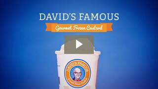 David's Famous Frozen Custard TV Commercial