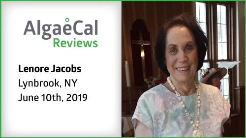 Testimonial thumbnail portrait of Lenore Jacobs