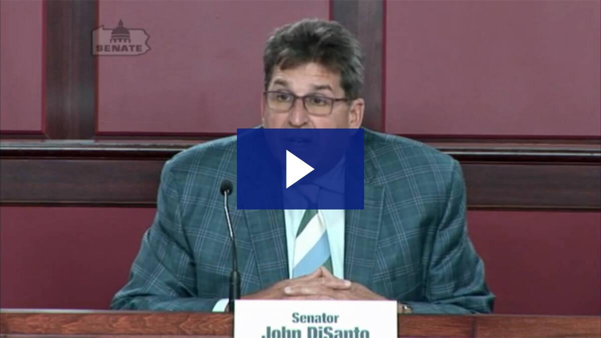 6/21/21 – Public Hearing on Senate Bill 676